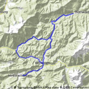Wildalpen - Rothwald