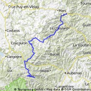 Ardèche buissonnière J3