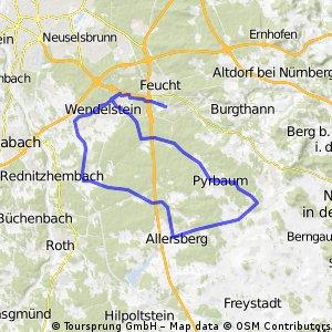Traumroute Schwarzenbruck 1
