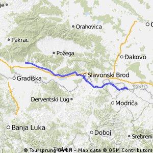 Nova Gradiska - Samac