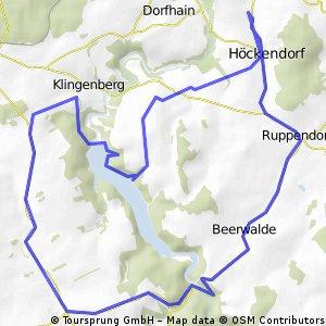 Training Rund um Klingenberg