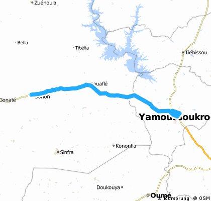 3.Bonon-Yamoussoukro