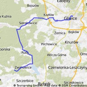 Wokół Gliwic