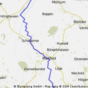 Hoyerhagen - Thedinghausen