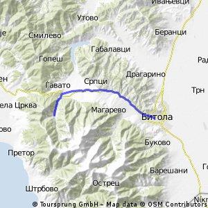 Bitola - Malovishte