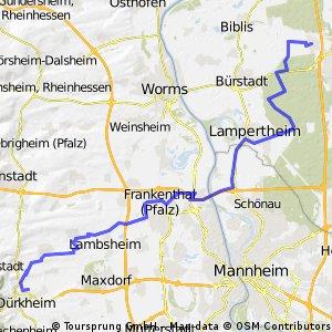 Camping Bad Dürkheim