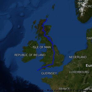 lands end to john o groats and back