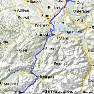 Grindelwald-Zug