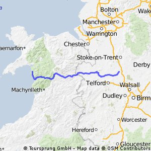 Ride To Wales - 19th July 2014