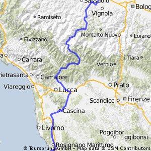 Modena Route