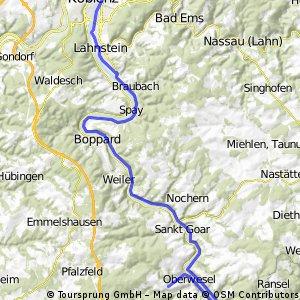 Koblenz-Oberwesel