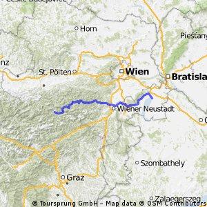 Mariazell - Weiden am See