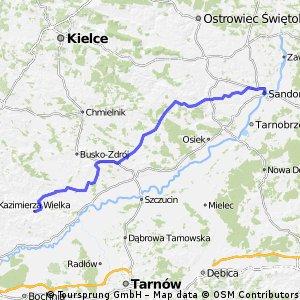 Pielgrzymka 2014 III etap