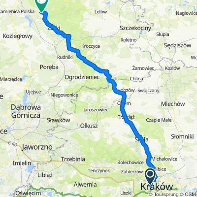 Pie 2020 VI etap Pielgrzymka 2014 V etap