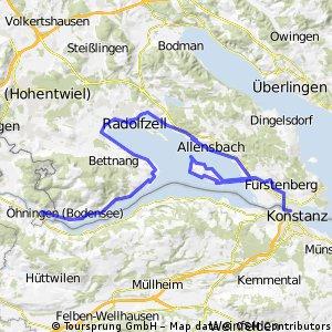 Bodensee_3 Konstanz - Stein am Rhein
