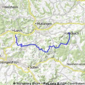Rosenstein,Kaltes Feld,Drei Kaiserberge