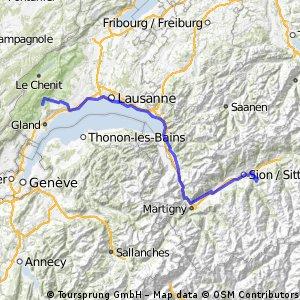projet Longirod-Vernamiège