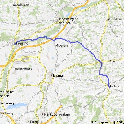 Freising-Dorfen
