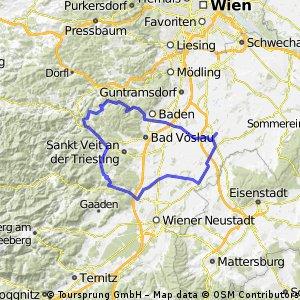 Schwarzensee - Grillenberg - Mark Piesting