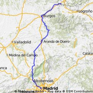 Madrid-Miranda