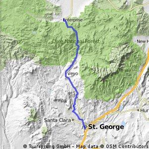 Utah Cliffs Day 1 V2