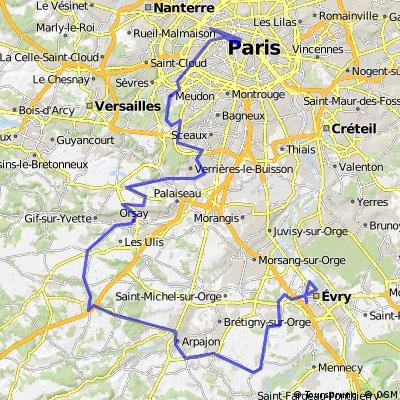 2014 Tour de France, Stage 21