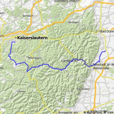 Kaiserslautern Ruppertsberg