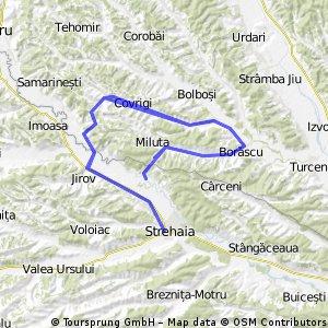 Strehaia-Turceni Si inapoi
