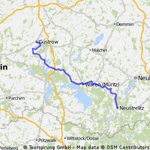 3. Neustrelitz-Güstrow