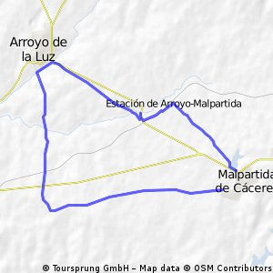 Vuelta a Arroyo