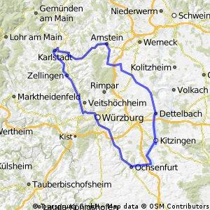 Mainstockheim - Karlstadt