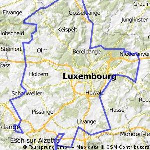 2013 64th Flèche du Sud Stage 4