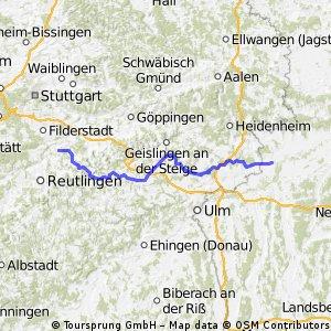 Jedermann Radtour 2014, 3. Etappe
