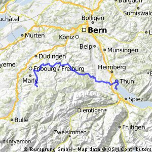 Montecu - Thun 12.06.2014 / 7th Stage