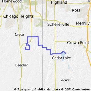 Half Cedar Lake Cruies