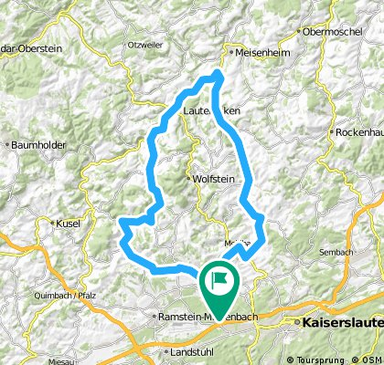 Tour Odenbach