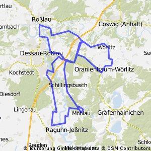 GMM - Dessau alle Fahrten