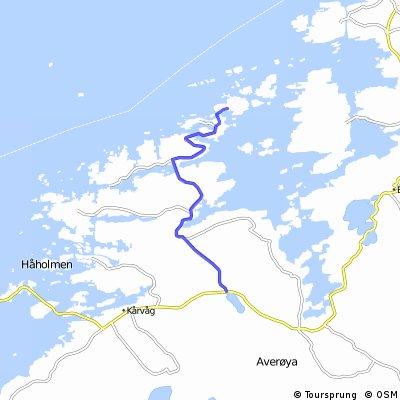 Atlanterhavsveien detour