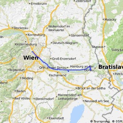 Handelskai - Bad Deutsch-Altenburg