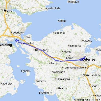 GBT: Odense - Middlefart