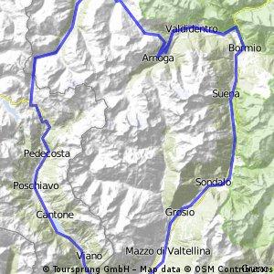 LiCurt- Tirano-Bormio- Livigno- LiCurt