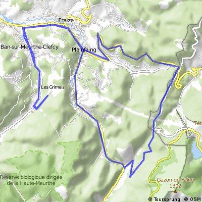 FvF 2014 - Dag 01 - Vogezen 43km 690hm Haut du Louschbach
