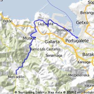 Portugalete-Mercadillo