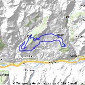 Pesse - Col Filon - Lac Loson