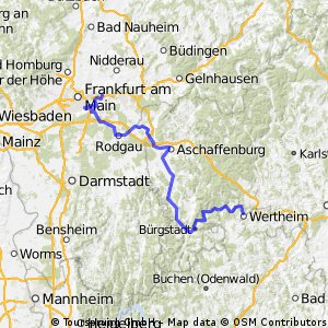 Wertheim - Maintal