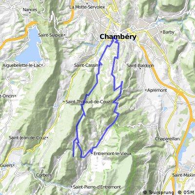 Chartreuse Alps 6 Col Loop