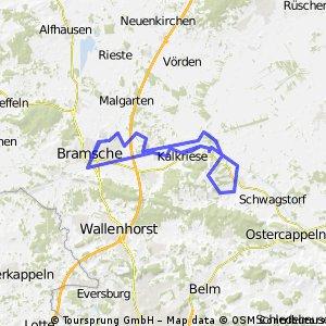Bramsche-Venne-Varus-Bramsche