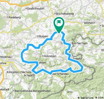 Hinterhermsdorf-Runde