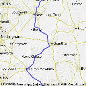 Bristol to Whitby Day 3