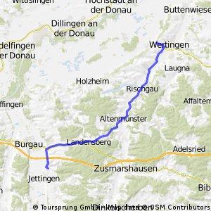 Sternfahrt Wertingen